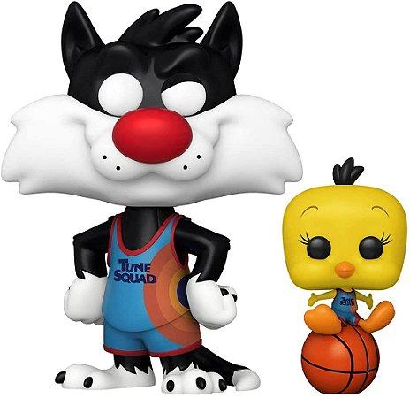 Pop! Space Jam: Sylvester & Tweety #1087 - Funko