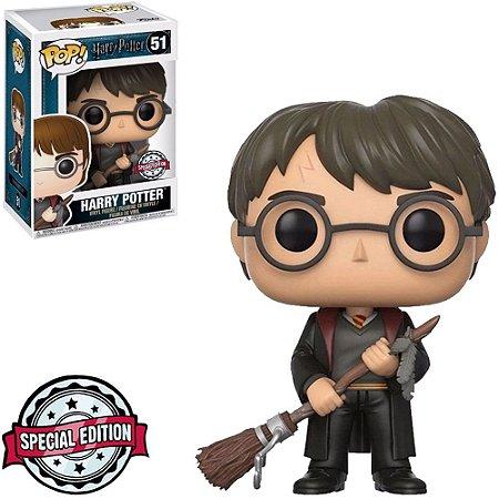 Pop! Harry Potter: Harry Potter #51 - Funko