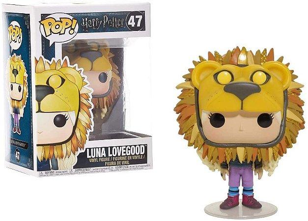 Pop! Hary Potter: Luna Lovegood #47 - Funko