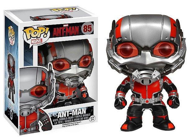 Pop Ant-Man (Homem-Formiga) Marvel #85 - Funko