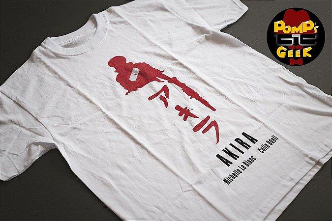 Camiseta manga curta Akira - Shotaro Kaneda