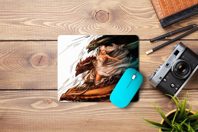Mouse Pad Game of Thrones - Daenerys
