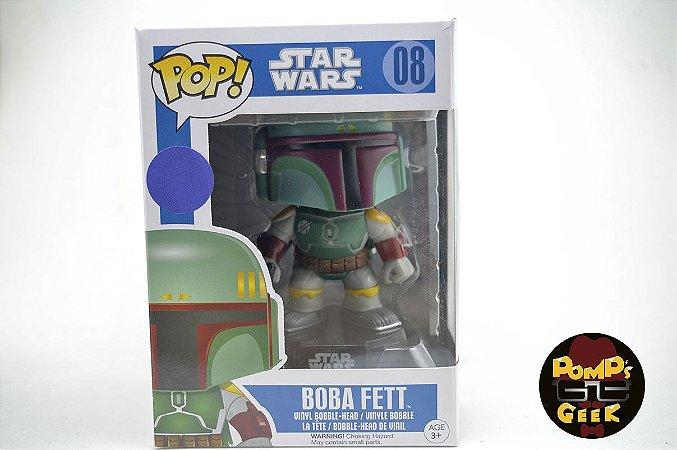 Funko Pop Star Wars - Boba Fett - 08