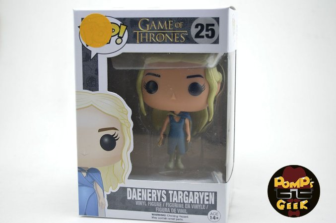 Pop Game of Thrones - Funko Daenerys Targaryen # 25