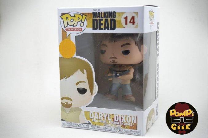 Funko Pop The Walking Dead - Daryl Dixon - #14