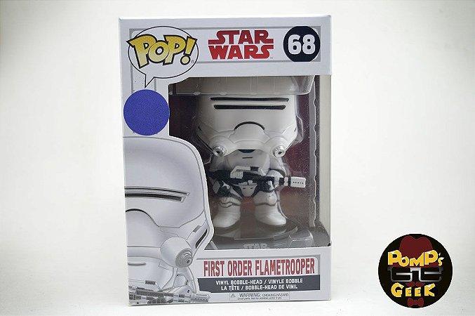 Pop! Star Wars - First Order Flametrooper #68 - Funko