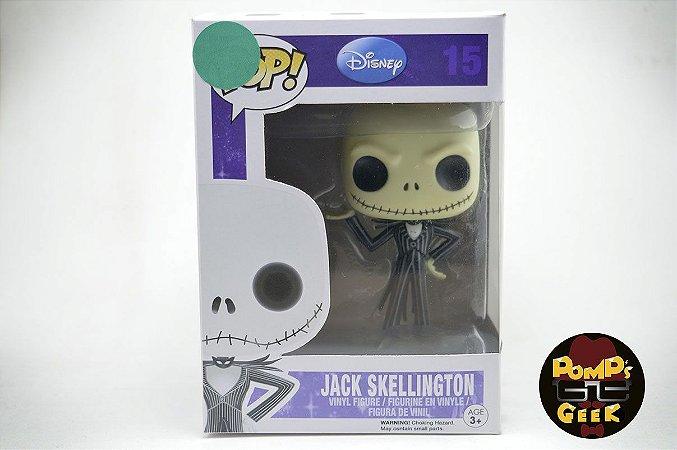 Pop Disney - Jack Skellington Funko- #15