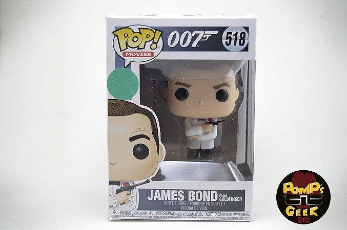 Pop 007 - James Bond Funko - #518