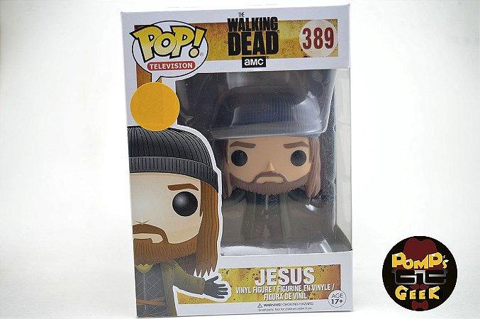 Pop Jesus: The Walking Dead #389 - Pop Funko