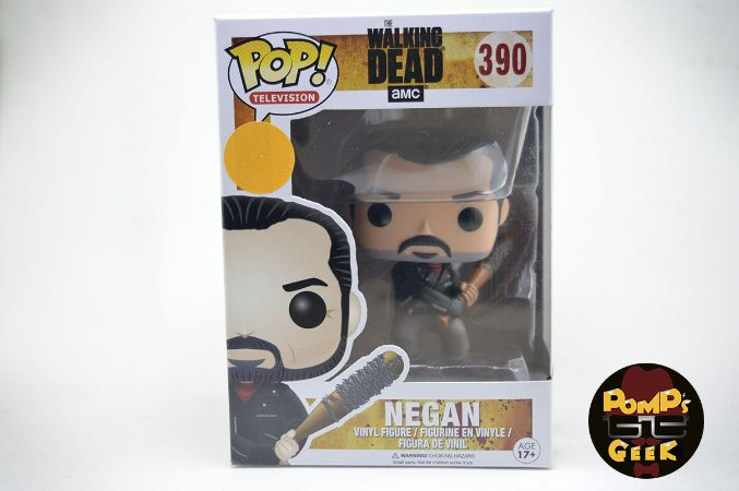 Pop! Negan: The Walking Dead #390 - Funko