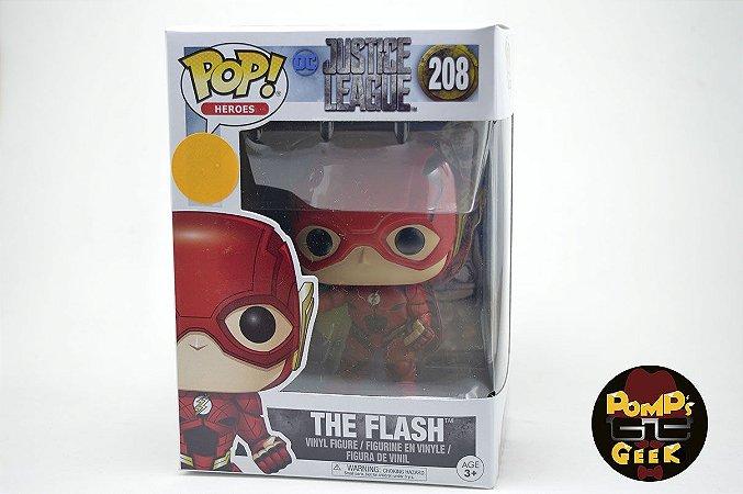 Funko Pop Justice League - Flash - #208