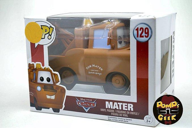 Pop! Mater: Cars #129 - Funko