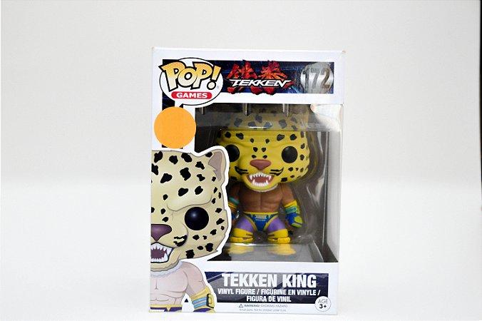 Funko Pop Tekken - Tekken King - #172