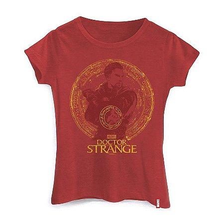 Camiseta Feminina Marvel Doutor Estranho