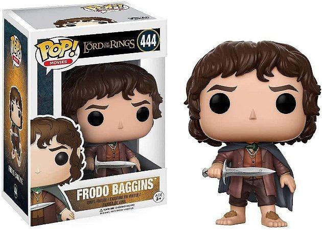 Funko Pop Lord of Rings - Frodo Baggins - 444