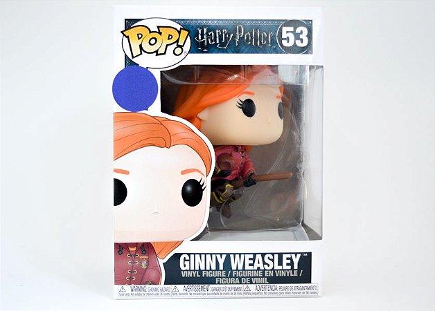 Pop! Ginny Weasley: Harry Potter #53 - Funko