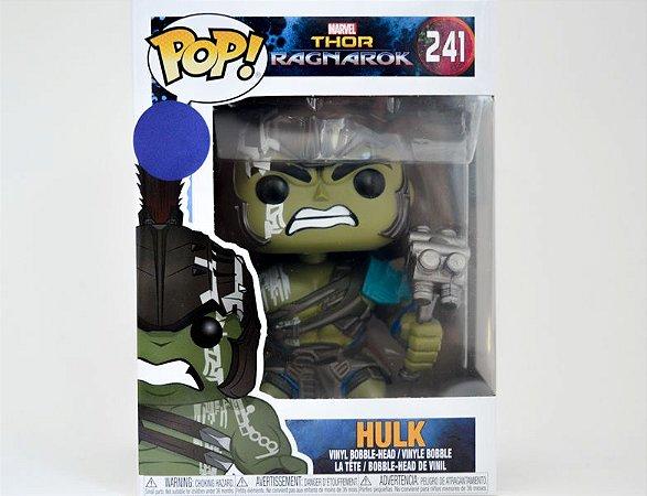 Funko Pop Marvel - Hulk - 241