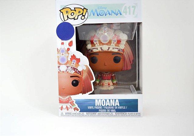 Pop! Moana: Moana (Disney) #417 - Funko