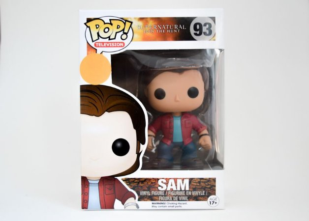Funko Pop Supernatural - Sam - #93