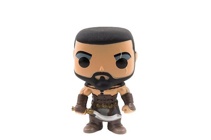 Pop Khal Drogo: Game of Thrones #04 - Funko