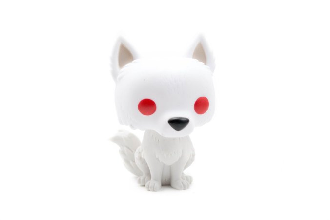 Pop! Game Of Thrones Ghost #19 - Funko