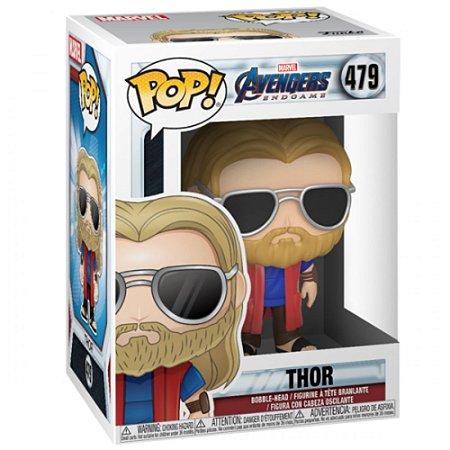 Pop! Thor: Vingadores Ultimato (Avengers Endgame) #479 - Funko