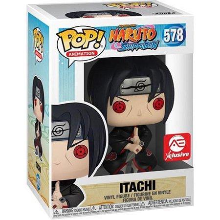 Funko Pop Naruto - Itachi Nº 578