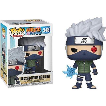 Funko Pop Naruto - Kakashi (Lightning Blade) Nº 548