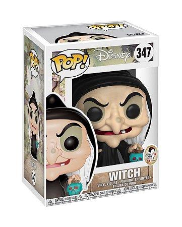 Pop Snow White WITCH -Bruxa - Branca de Neve e os Sete Anões (Disney) #347 - Funko