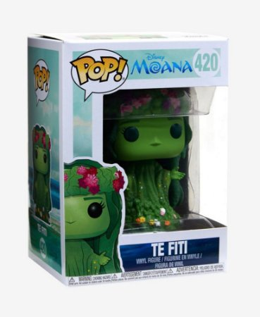 Pop! Te Fiti: Moana Disney #420 - Funko