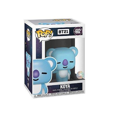 Pop BT21- Koya #682 - Funko