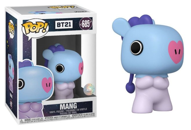 Pop BT21- Mang #685 - Funko