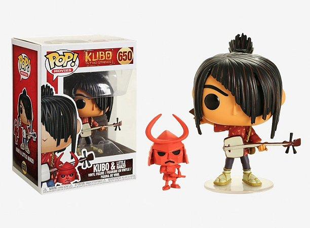 Funko Pop Kubo - Kubo & Little Hanzo Nº 650
