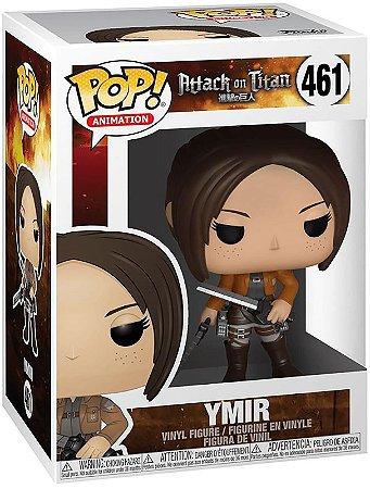 Pop Ymir Attack on Titans - #461 - Funko