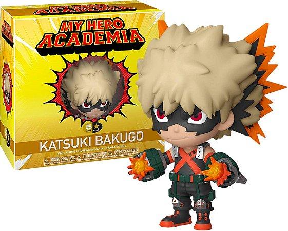 Funko Star 5 Katsuki Bakugo