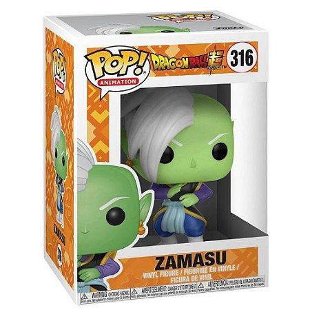 Pop! Zamasu: Dragon Ball Super #316 - Funko