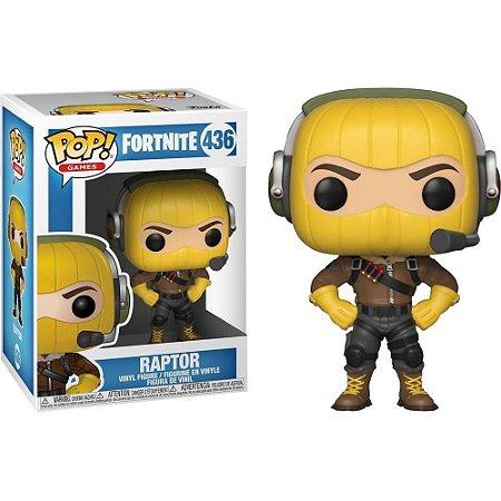 Pop! Raptor: Fortnite #436 - Funko