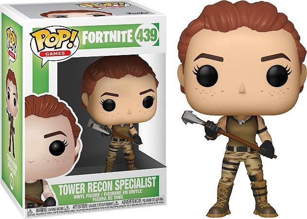 Pop! Tower Recon Specialist: Fortnite #439 - Funko