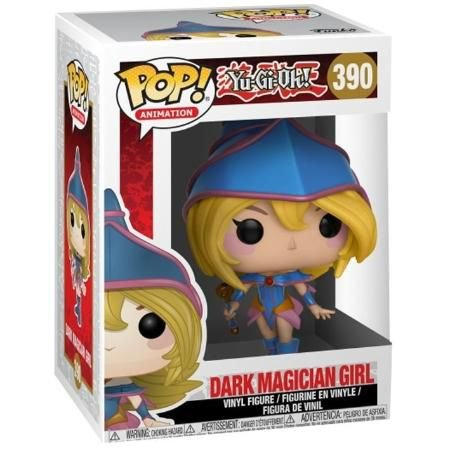 Funko Pop Yu-GI-Oh - Dark Magician Girl Nº 390