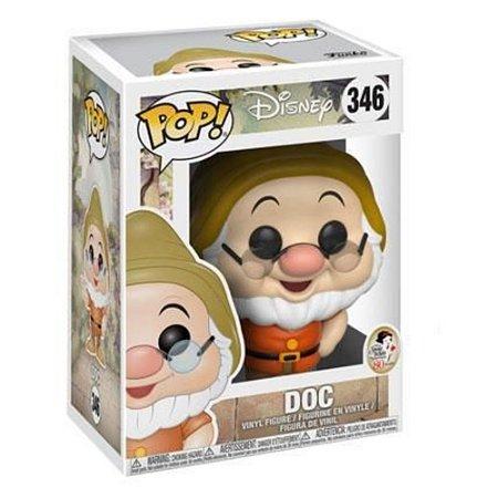 Pop! Mestre (Doc): Branca de Neve e os Sete Anões (Disney) #346 - Funko