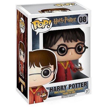 Pop Harry Quidditch (Quadribol): Harry Potter #08 - Funko