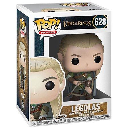 Funko Pop Lord Of Rings - Legolas Nº 628