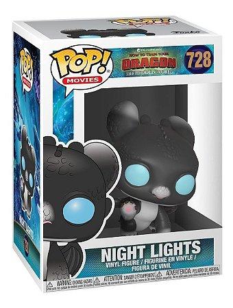 Pop! Night Lights: How to Train Your Dragon 3 #728 - Funko