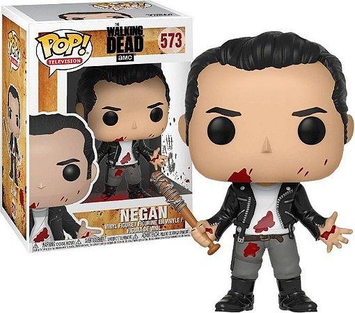 Funko Pop The Walking Dead - Negan Nº 573