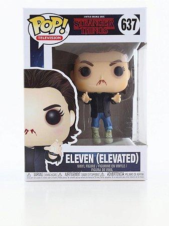 Funko Pop Stranger Things -  Eleven(Elevated) Nº 637