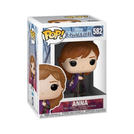 Pop! Anna: Frozen 2 #582 - Funko