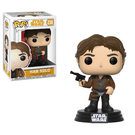 Funko Pop Star Wars - Han Solo Nº 238