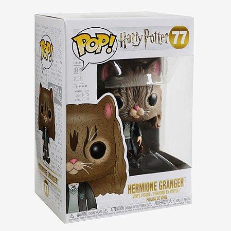 Pop! Movie Hermione Granger (Cat): Harry Potter #77 - Funko