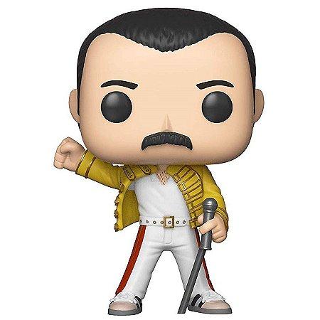 Pop! Freddie Mercury (Wembley): Queen (Rock) #96 - Funko