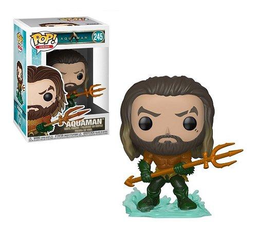 Pop! Aquaman: Aquaman #245 - Funko